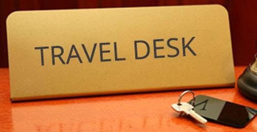 Travel Desk Management